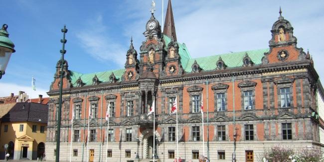 Rathaus in Malmö (c) malmoeschweden