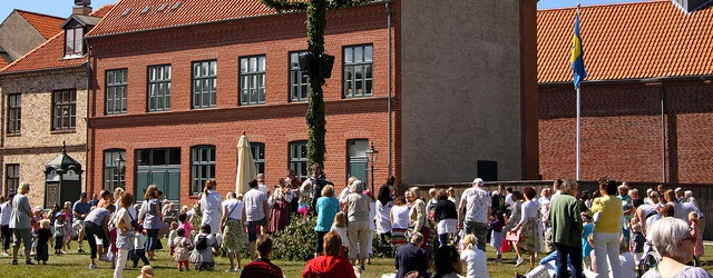 Mittsommer in Schweden flickr (c) Giam CC-Lizenz