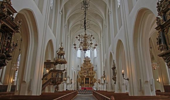 St. Petri Kirche in Malmö