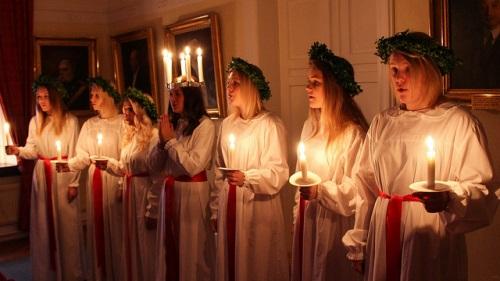 Luciafest in Malmö