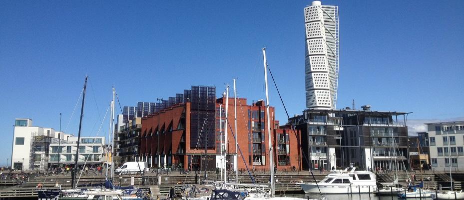 Malmö in Schweden mit Sehenswürdigkeiten und Events