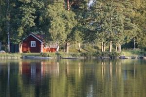 Mietunterkunft Südschweden
